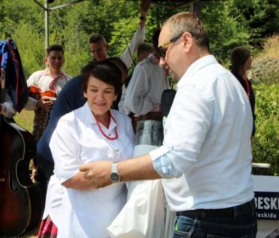 Spotkanie turystów na Sałaszu -  Odkryj Beskid Wyspowy 2019 - Galeria zdjęć - IMG_2256 (Kopiowanie).JPG