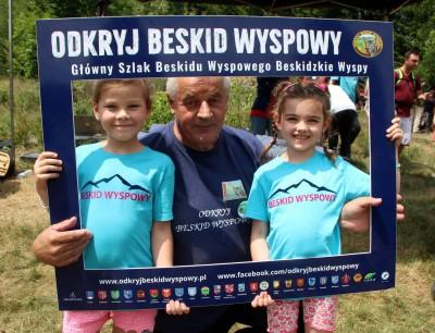 Spotkanie turystów na Sałaszu -  Odkryj Beskid Wyspowy 2019 - Galeria zdjęć - IMG_2426 (Kopiowanie).JPG