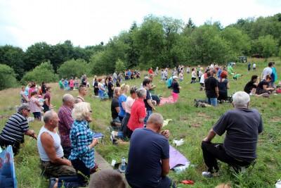 Spotkanie turystów na Sałaszu -  Odkryj Beskid Wyspowy 2019 - Galeria zdjęć - IMG_2164 (Kopiowanie).JPG