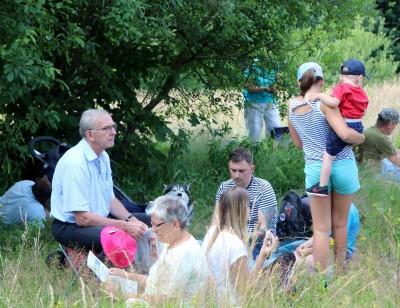 Spotkanie turystów na Sałaszu -  Odkryj Beskid Wyspowy 2019 - Galeria zdjęć - IMG_1911 (Kopiowanie).JPG
