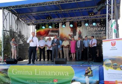 Otwarcie Letniego Sezonu Turystycznego 2019 na górze Paproć - Galeria zdjęć - 2.JPG