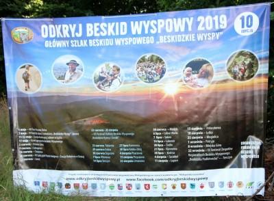 Spotkanie turystów na Sałaszu -  Odkryj Beskid Wyspowy 2019 - Galeria zdjęć - IMG_1875 (Kopiowanie).JPG