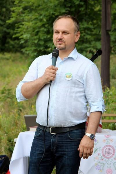 Spotkanie turystów na Sałaszu -  Odkryj Beskid Wyspowy 2019 - Galeria zdjęć - IMG_2067 (Kopiowanie).JPG
