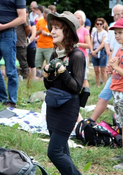 Spotkanie turystów na Sałaszu -  Odkryj Beskid Wyspowy 2019 - Galeria zdjęć - IMG_2108 (Kopiowanie).JPG