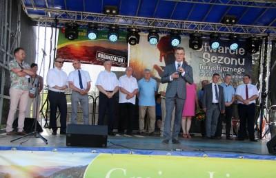 Otwarcie Letniego Sezonu Turystycznego 2019 na górze Paproć - Galeria zdjęć - IMG_1188.JPG