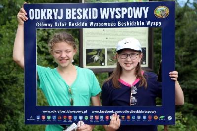 Spotkanie turystów na Sałaszu -  Odkryj Beskid Wyspowy 2019 - Galeria zdjęć - IMG_2009 (Kopiowanie).JPG