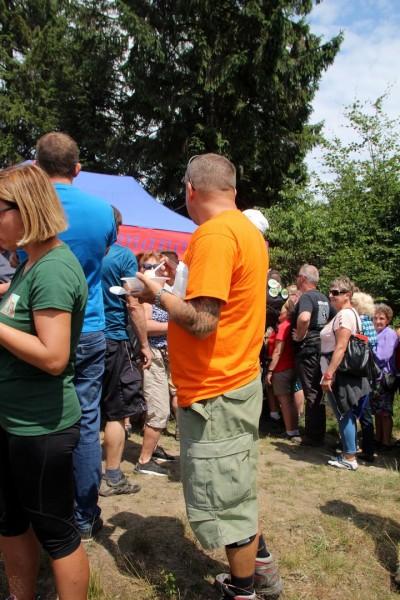 Spotkanie turystów na Sałaszu -  Odkryj Beskid Wyspowy 2019 - Galeria zdjęć - IMG_2196 (Kopiowanie).JPG
