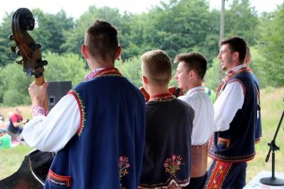 Spotkanie turystów na Sałaszu -  Odkryj Beskid Wyspowy 2019 - Galeria zdjęć - IMG_1982 (Kopiowanie).JPG