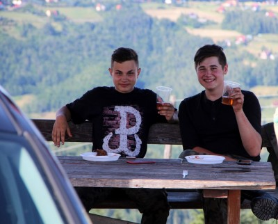 Otwarcie Letniego Sezonu Turystycznego 2019 na górze Paproć - Galeria zdjęć - IMG_1343.JPG