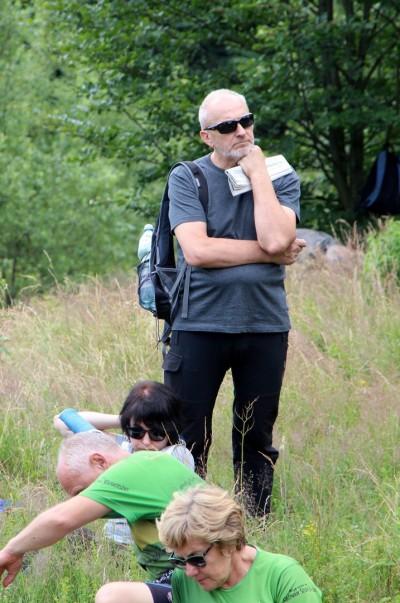 Spotkanie turystów na Sałaszu -  Odkryj Beskid Wyspowy 2019 - Galeria zdjęć - IMG_2124 (Kopiowanie).JPG