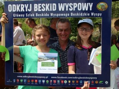 Spotkanie turystów na Sałaszu -  Odkryj Beskid Wyspowy 2019 - Galeria zdjęć - IMG_2385 (Kopiowanie).JPG