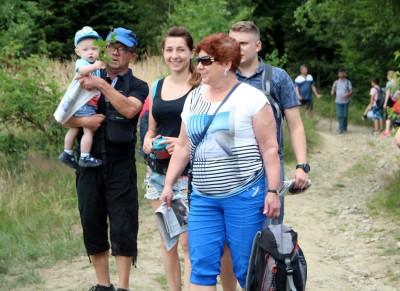 Spotkanie turystów na Sałaszu -  Odkryj Beskid Wyspowy 2019 - Galeria zdjęć - IMG_1934 (Kopiowanie).JPG