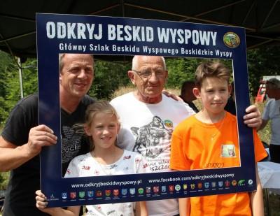 Spotkanie turystów na Sałaszu -  Odkryj Beskid Wyspowy 2019 - Galeria zdjęć - IMG_2418 (Kopiowanie).JPG