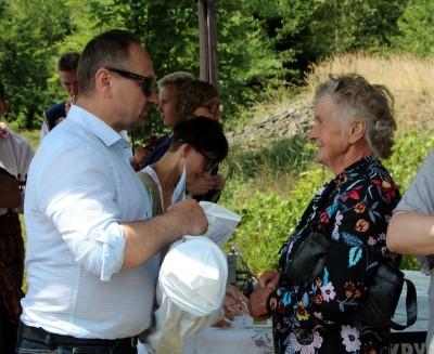 Spotkanie turystów na Sałaszu -  Odkryj Beskid Wyspowy 2019 - Galeria zdjęć - IMG_2272 (Kopiowanie).JPG