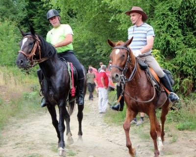 Spotkanie turystów na Sałaszu -  Odkryj Beskid Wyspowy 2019 - Galeria zdjęć - IMG_2056 (Kopiowanie).JPG