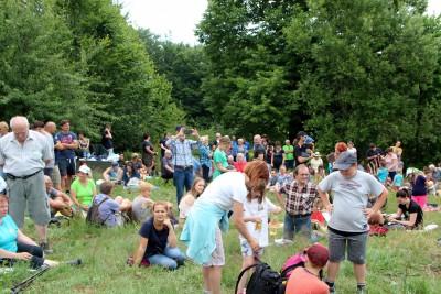 Spotkanie turystów na Sałaszu -  Odkryj Beskid Wyspowy 2019 - Galeria zdjęć - IMG_2080 (Kopiowanie).JPG