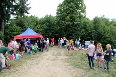 Spotkanie turystów na Sałaszu -  Odkryj Beskid Wyspowy 2019 - Galeria zdjęć - IMG_2053 (Kopiowanie).JPG