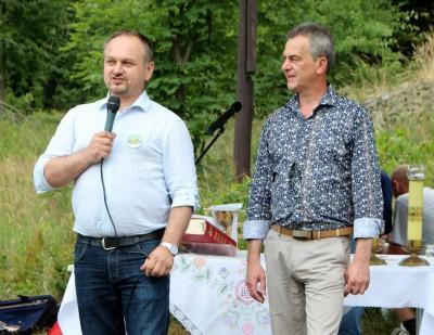 Spotkanie turystów na Sałaszu -  Odkryj Beskid Wyspowy 2019 - Galeria zdjęć - IMG_2069 (Kopiowanie).JPG