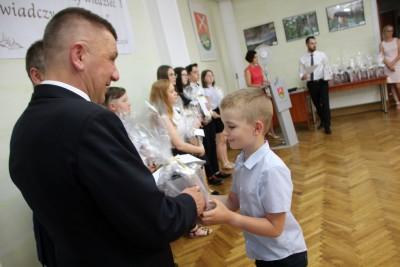 Nagrody dla uczniów, podziękowania dla nauczycieli na uroczystym  podsumowaniu roku szkolnego - Galeria zdjęć - IMG_0397 (Kopiowanie).JPG