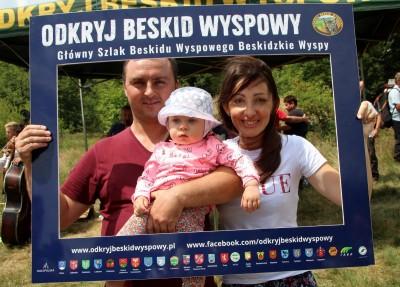 Spotkanie turystów na Sałaszu -  Odkryj Beskid Wyspowy 2019 - Galeria zdjęć - IMG_2434 (Kopiowanie).JPG