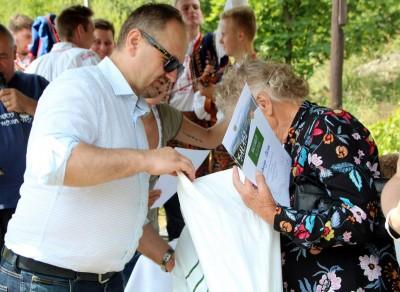 Spotkanie turystów na Sałaszu -  Odkryj Beskid Wyspowy 2019 - Galeria zdjęć - IMG_2274 (Kopiowanie).JPG