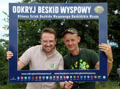 Spotkanie turystów na Sałaszu -  Odkryj Beskid Wyspowy 2019 - Galeria zdjęć - IMG_2038 (Kopiowanie).JPG