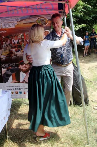 Spotkanie turystów na Sałaszu -  Odkryj Beskid Wyspowy 2019 - Galeria zdjęć - IMG_2464 (Kopiowanie).JPG