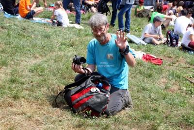 Spotkanie turystów na Sałaszu -  Odkryj Beskid Wyspowy 2019 - Galeria zdjęć - IMG_2218 (Kopiowanie).JPG
