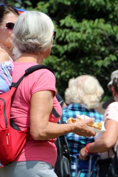 Spotkanie turystów na Sałaszu -  Odkryj Beskid Wyspowy 2019 - Galeria zdjęć - IMG_2198 (Kopiowanie).JPG