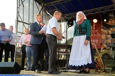Gminny Przegląd Kół Gospodyń Wiejskich cz.2 połączony z Festiwalem
