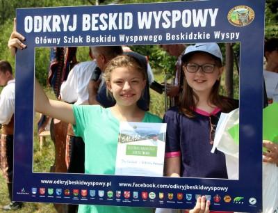 Spotkanie turystów na Sałaszu -  Odkryj Beskid Wyspowy 2019 - Galeria zdjęć - IMG_2382 (Kopiowanie).JPG