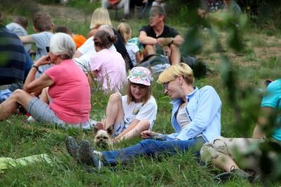 Spotkanie turystów na Sałaszu -  Odkryj Beskid Wyspowy 2019 - Galeria zdjęć - IMG_2138 (Kopiowanie).JPG
