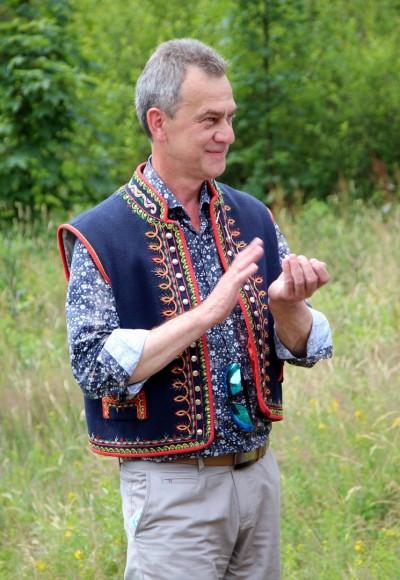 Spotkanie turystów na Sałaszu -  Odkryj Beskid Wyspowy 2019 - Galeria zdjęć - IMG_2446 (Kopiowanie).JPG