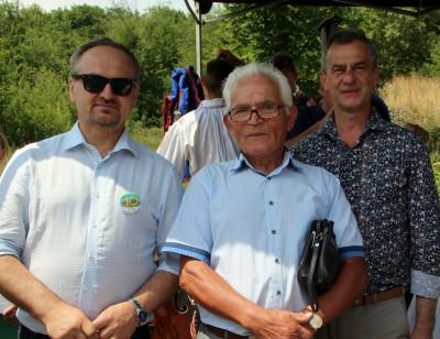 Spotkanie turystów na Sałaszu -  Odkryj Beskid Wyspowy 2019 - Galeria zdjęć - IMG_2369 (Kopiowanie).JPG