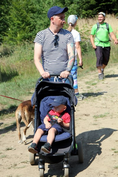 Spotkanie turystów na Sałaszu -  Odkryj Beskid Wyspowy 2019 - Galeria zdjęć - IMG_1900 (Kopiowanie).JPG
