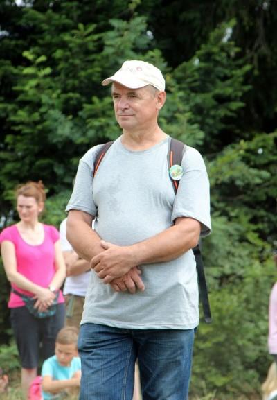 Spotkanie turystów na Sałaszu -  Odkryj Beskid Wyspowy 2019 - Galeria zdjęć - IMG_2090 (Kopiowanie).JPG